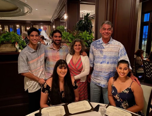 Member of the Month: Barreto Family