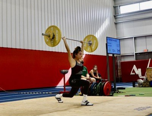 Registration Open for 2022 Athletic Lab Weightlifting Winter Classic